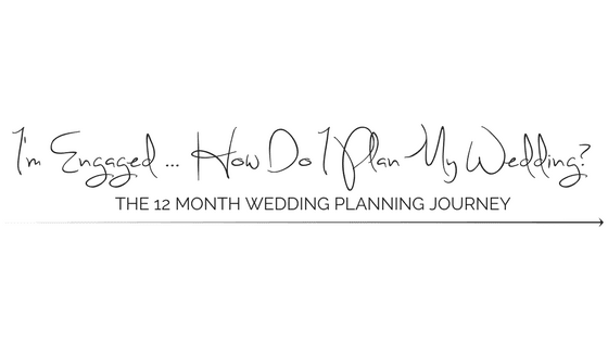 What Should I Be Doing? A 12-month Wedding Planning Checklist | GSquared Weddings