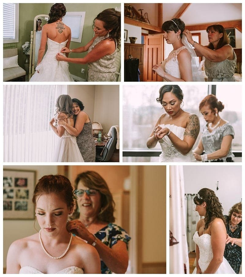 mothers day moms at weddings tribute to grandmas and mother in laws on wedding days getting ready dances and more