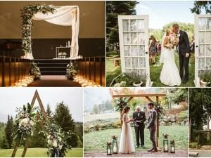wedding ceremony decor inspiration seattle wedding snohomish wedding