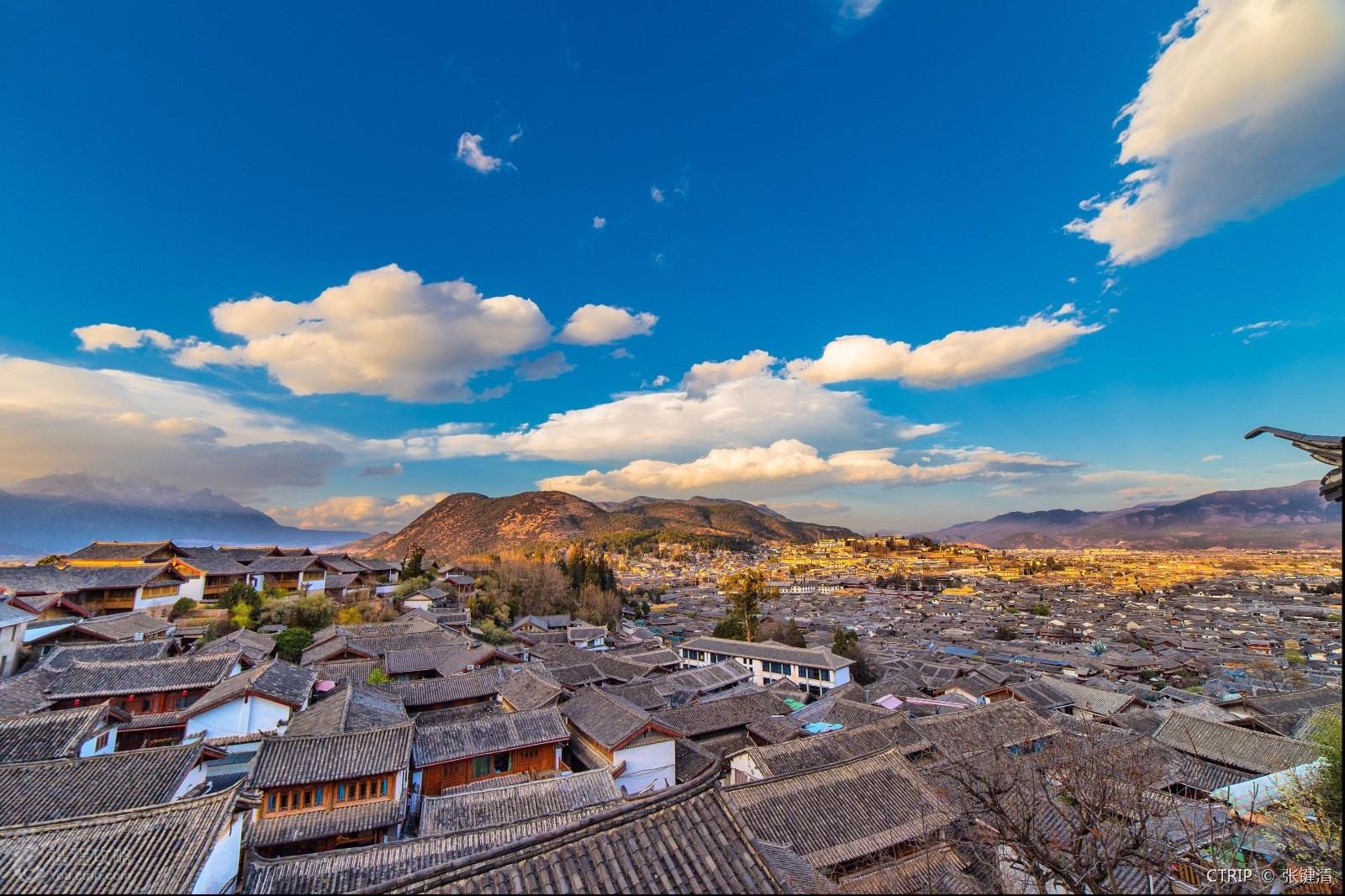 去云南旅游哪些景點必去?_百度知道