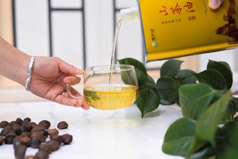 茶油是用來做什么的?_百度知道