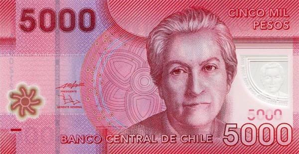 智利比索正面的人物都是誰啊?急求_百度知道