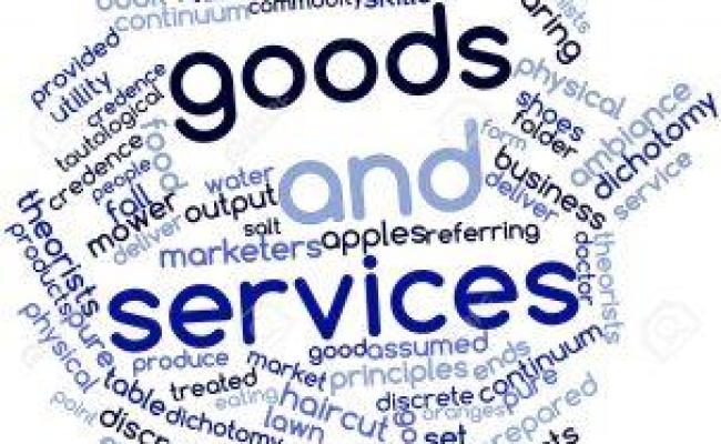16502437 Abstract Word Cloud For Goods And Services With