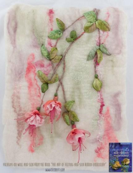 Fuchsias-on-wool-and-silk