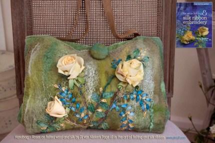 Handbag-felting book
