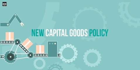 Govt approves Capital Goods Policy, aims 21-mn jobs
