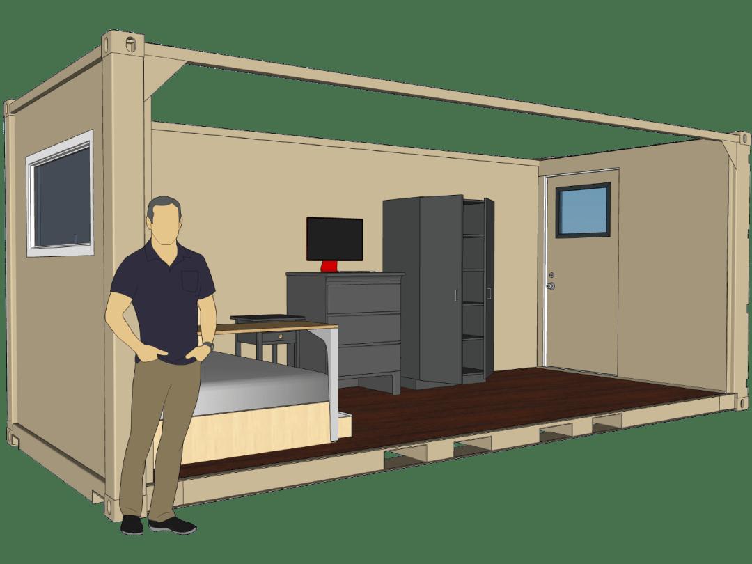 Urban MultiHouse Living Unit