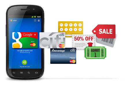 Google proposes to manage all your loyalty cards, credit cards, and offers with Google Wallet