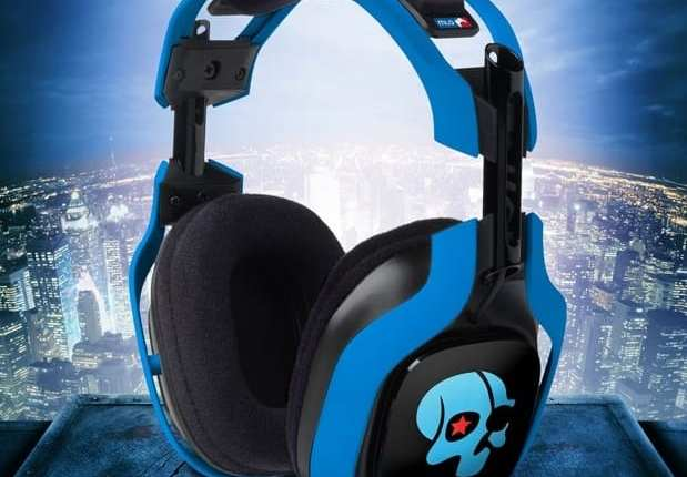 Astro Gaming A40 - Saints Row 3 Edition Astro Gaming A40 Wireless System Blue