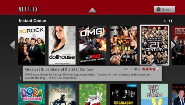 Netflix Home