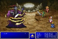Final Fantasy - Gameplay