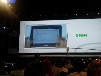 Samsung Galaxy Note 10.1 - Handwriting S Note