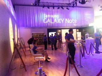 Samsung Galaxy Note 10.1 - Launch