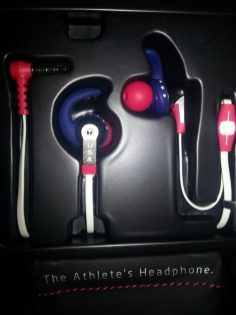 Monster iSports USA - In Box