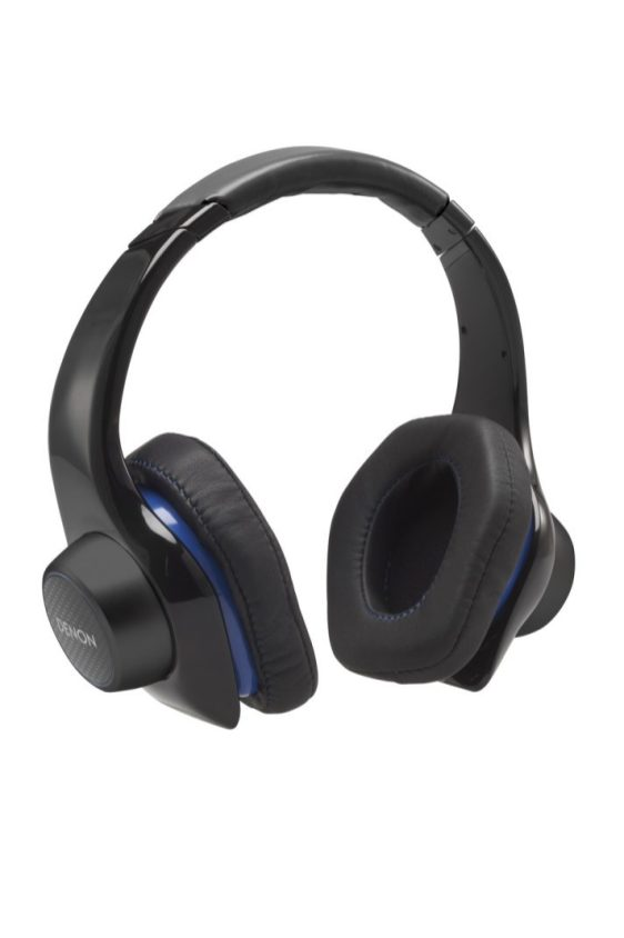 Denon Urban Raver Over The Ear Headphones