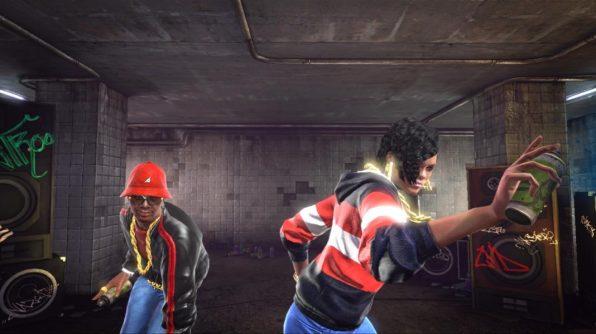 Hip Hop Dance Experience - Graffiti Intro 2