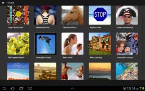 Samsung Galaxy Note 10.1 - Adobe Photoshop Touch Tutorials