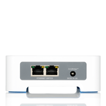 Sonos Bridge - Back, Ports