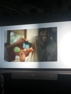 Samsung Galaxy Note II - Lebron James