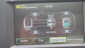 Kia Optima Hybrid – Review - G Style Magazine - interior - radio screen