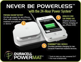 Duracell Powermat - Details