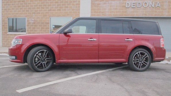 Ford Flex Limited - REview - Car - Auto - G Style magazine - exterior - doors