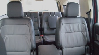Ford Flex Limited - REview - Car - Auto - G Style magazine - interior - rear / back seating 1
