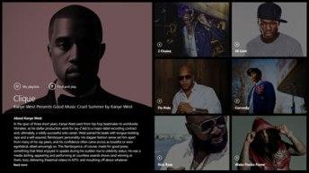 Xbox Smartglass App - Music Guidejpg