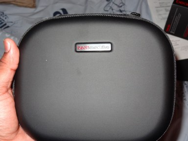 Beats by Dre - Executives - Headphones - Review - G Style Magazine - closed case logo