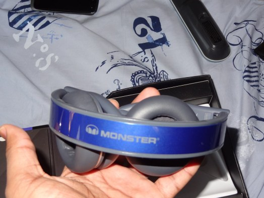 Monster Products - Monster DNA - Headphones - Review - G Style Magazine headband