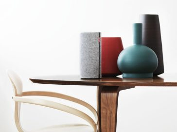 Libratone Zipp Blue - G Style Magazine REview - AirPlay Speakers - Part of Decoration