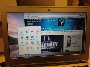 Samsung Chromebook (Late 2012) google chromebook - Analie Cruz - Tech - Review