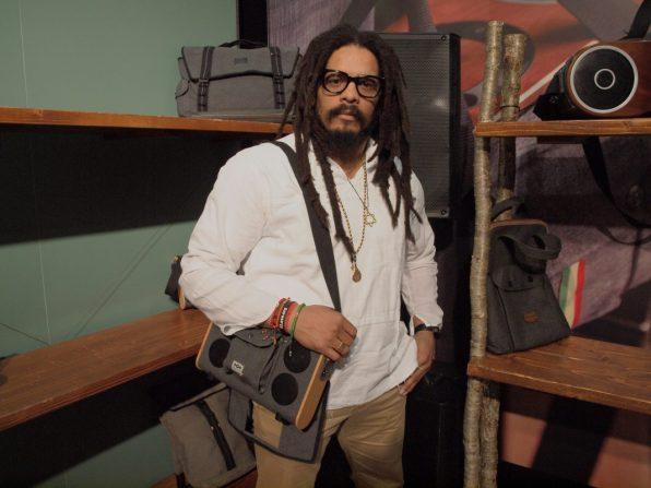 House of Marley - Ronin Marley - Roots Rock - CES 2013 - G Style Magazine