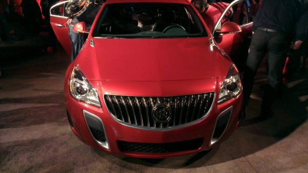 New York International Auto Show - 2014 Buick Lacrosse, Buick Regal, and Buick Regal GS