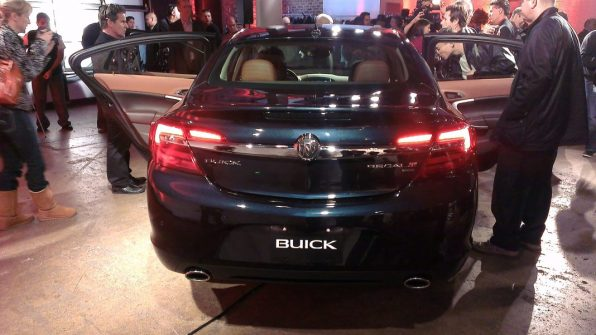 Buick - New York International Auto Show 1