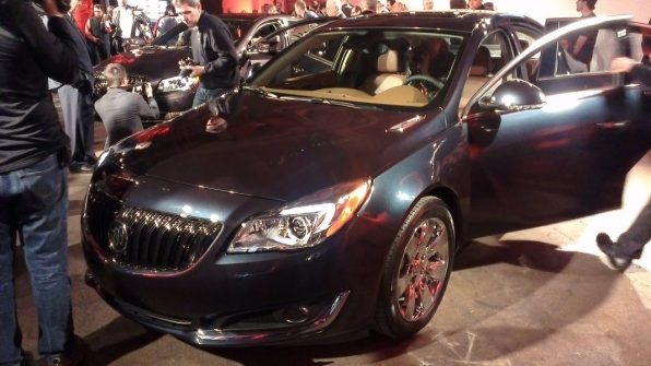 Buick - New York International Auto Show 2