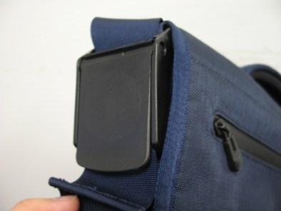 ECBC Laptop Bag - pocket
