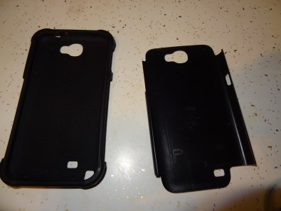 Samsung Galaxy Note II - Shell Gel Ballistic Case - GStyle Magazine