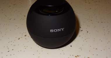 Sony Portable Wireless Speaker Sony Bluetooth Wireless Speaker - SRS-BTV5