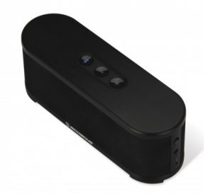 Scosche BoomSTREAM Bluetooth Speaker Review Buttons - G Style Magazine