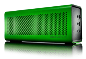 Braven 570 Wireless Bluetooth Speaker Review - Ports / Buttons - G Style Magazine - braven_green