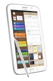 Samsung Galaxy Note 8.0 Tablet - Analie Cruz - G Style Magazine - @YummyANA Portrait / Stylus