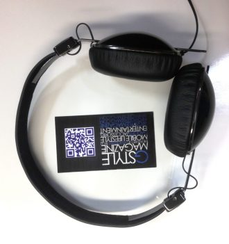 Skullcandy Navigator Headphones - G Style Magazine - Analie - On-Ear Headphones