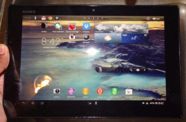 Sony Xperia Tablet Z  (10)