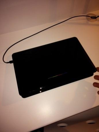HP Chromebook 11 Piano Black