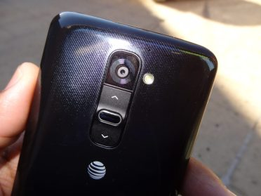 LG G2  back buttons