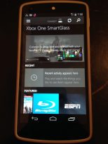 XBOX One SmartGlass