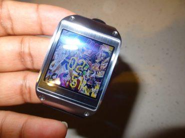 Samsung Galaxy Gear WatchStyler 2