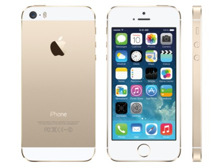 iphone-5s-gold- Holiday Gift Guide Smartphones - Analie Cruz