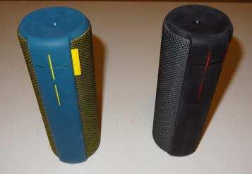 UE Boom Speakers